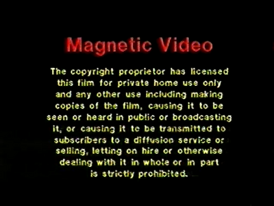 Magnetic Video (1980), Copyright Notice.png